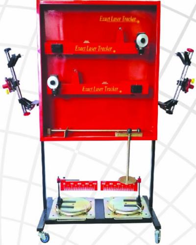 0201001 Modvert Laser Wheel Aligner - WA 955