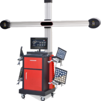 0201005 Modvert 3D Wheel Aligner - WA 977