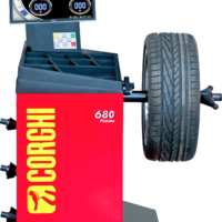 0202005 CORGHI LCD Wheel Balancer Proline 680