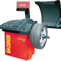 0202007 CORGHI LCD Wheel Balancer EM 9350 XLINE