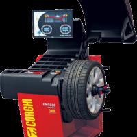 0202009 CORGHI LCD Wheel Balancer EM 9580 LASERLINE